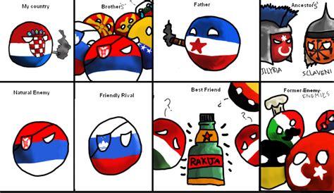 Country Ball Memes - e sim countryballs