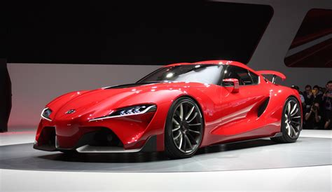 Sports Cars 2015 by Toyota Supra 2014