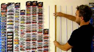 Diecast Car Display Cabinet by How To Display Wheels And Diecast Youtube