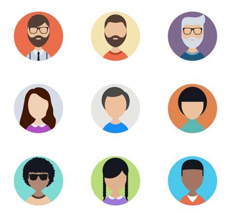 avatar icon set 374131 free icons library