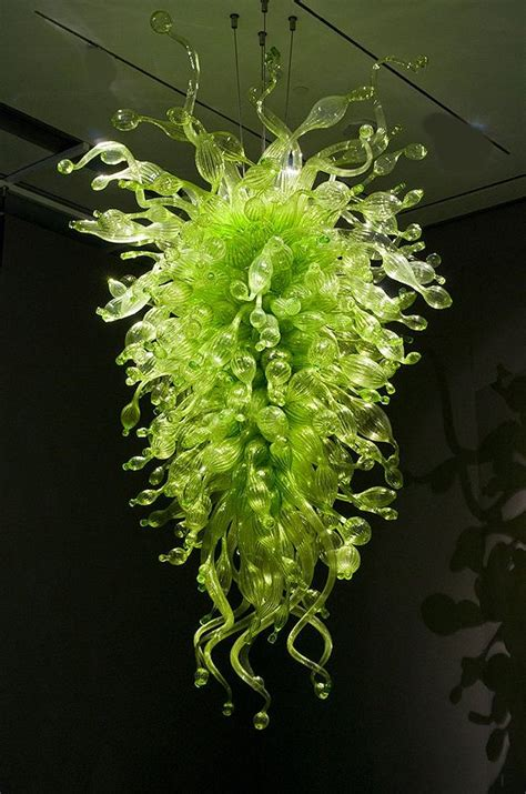 Chihuly Chandelier by My Garden Chihuly