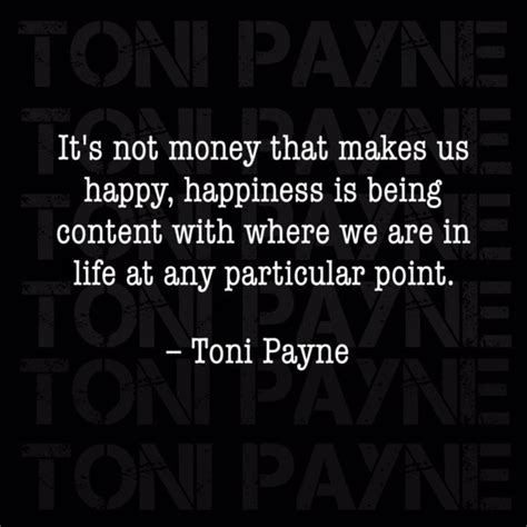 quote  money  happiness toni payne official