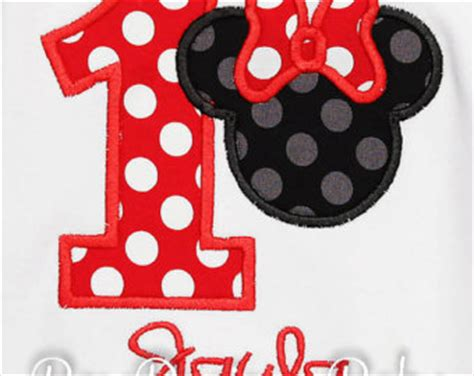 minnie mouse  birthday clipart clipground