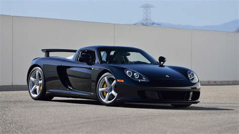2005 Porsche Carrera Gt Basalt Wallpaper