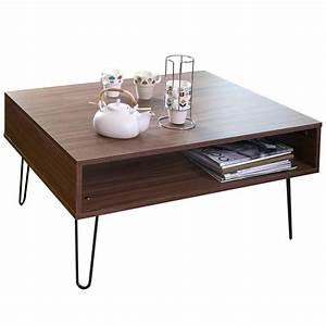 Table Ronde Ou Rectangulaire : tables basses design ~ Melissatoandfro.com Idées de Décoration