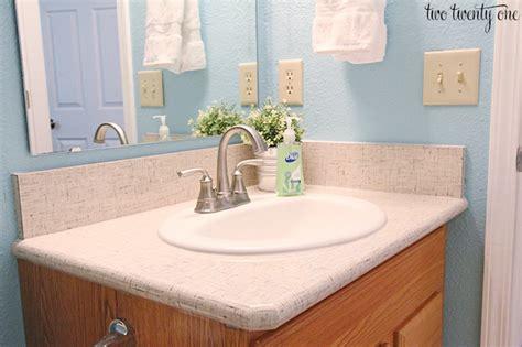 Formica Bathroom Vanities - new bathroom countertops