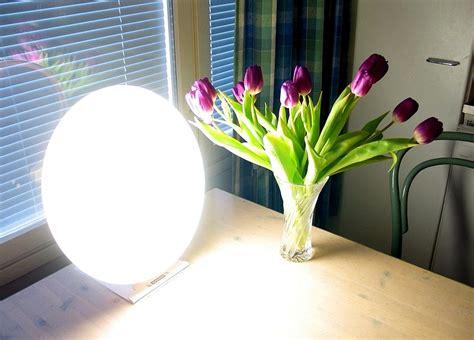 Seasonal depression lamp – Lighting and Ceiling Fans