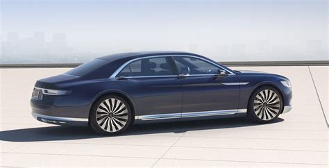 Pictures Of New Lincoln Continental new lincoln continental coming in 2016 official