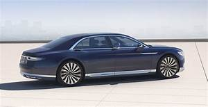 Continental Auto : new lincoln continental coming in 2016 official ~ Gottalentnigeria.com Avis de Voitures