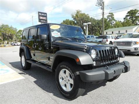 Jeep Gasoline Savannah With Pictures