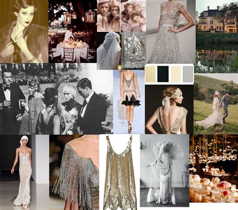 Your Wedding Support: GET THE LOOK Great Gatsby Themed