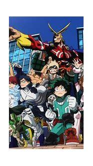 Class 1-A | Knights Of the Multiverse Wiki | Fandom