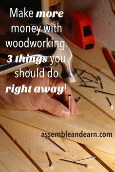 methods  rapidly increase  woodworking income