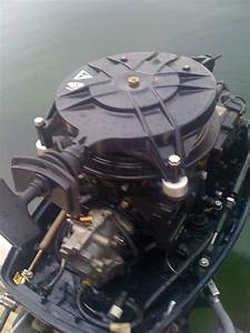 Getting An Evinrude 25 Hp Running After Five Years Of