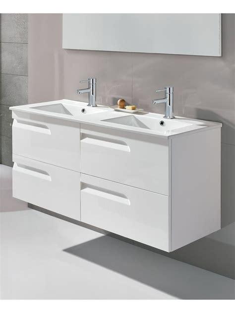 White Bathroom Drawer Unit by Pravia White 120cm Vanity Unit 4 Drawer And Basin