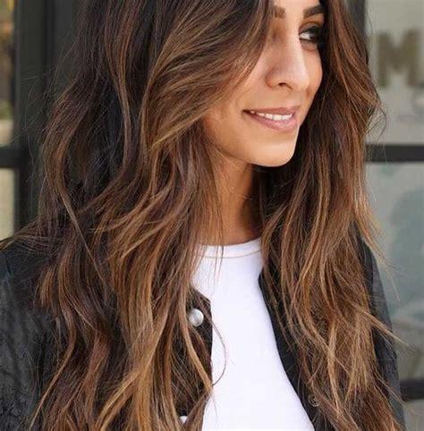 tagli capelli lunghi primavera  idee  tendenze