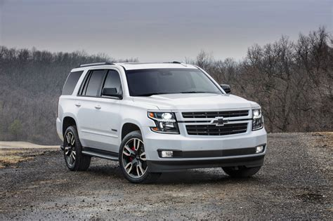 2018 Chevy Tahoe Rst Is For Rally Sport Truck  Gm Authority
