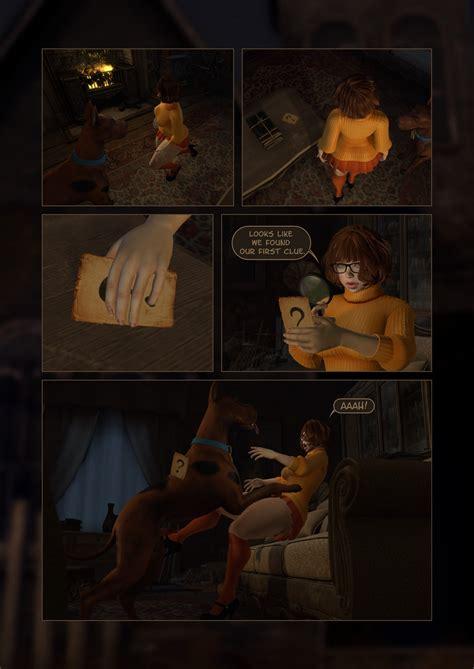 Velma Dinkley And Naughty Dog Scooby Doo Porn Comics