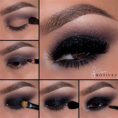 glamorous smokey eye tutorials stayglam