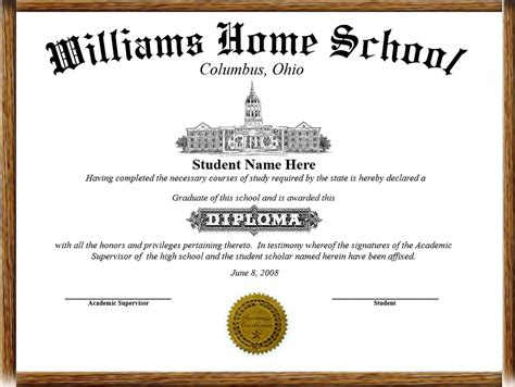diploma template printable homeschool diploma template pictures to pin on pinsdaddy