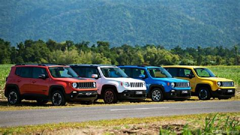 Jeep Renegade 2020 Hybrid by 2020 Jeep Renegade Is Adding Hybrid And Phev Fca