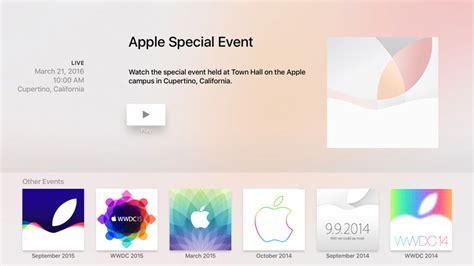 aplikacja apple special event 2016 apple tv mobirank pl