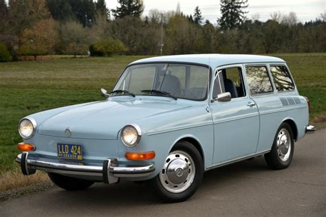 volkswagen type 3 no reserve 1973 volkswagen type 3 squareback for sale on bat auctions sold for 16 500 on