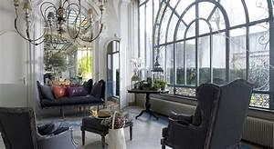 deco de chateau lustre elegant fauteuil de style With decoration exterieur de jardin 18 peinture tadelakt prix decoration interieure mur