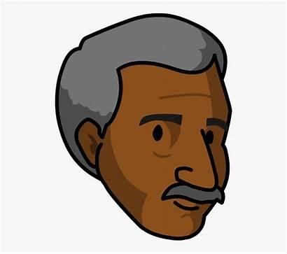 George Washington Carver Drawing Clipart Easy Cartoon