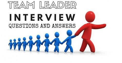 Customer Service Team Leader Questions by Top 25 Team Leader Questions And Answers Wisestep