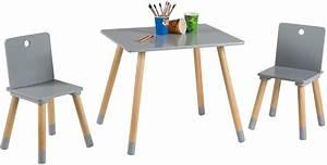 Kunstfelle Für Stühle : roba tisch und st hle f r kinder kindersitzgruppe grau online kaufen otto ~ Orissabook.com Haus und Dekorationen
