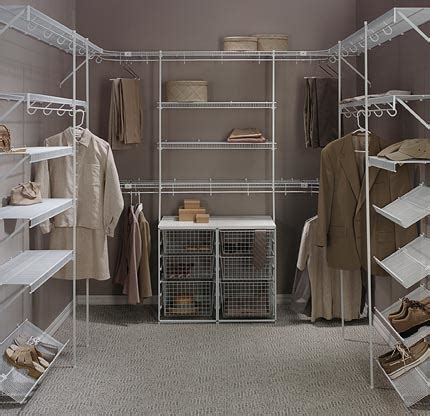 Wire Shelving   Wood Shelving Closet   Westchester County, NY