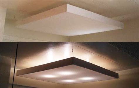 Suspended Ceiling Lighting Panels
