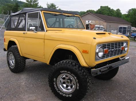 old bronco jeep 17 best images about old suv 39 s on pinterest jeep