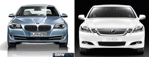 Comparison: Bmw 5 Series Hybrid Vs Lexus Gs 450h