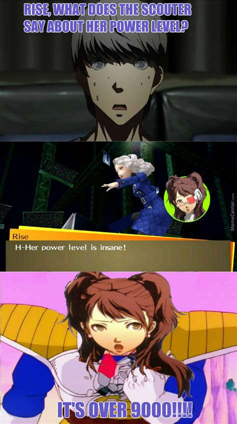 Persona Memes - margaret being op game persona 4 golden by repede95 meme center