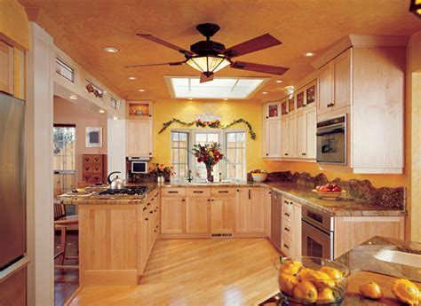 ceiling fan kitchen island guide to ceiling fans summer cooling consumer reports 8075