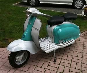 Image Gallery Lambretta 1960 Scooter