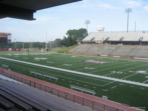 Section 114 at Troy Memorial Stadium - RateYourSeats.com