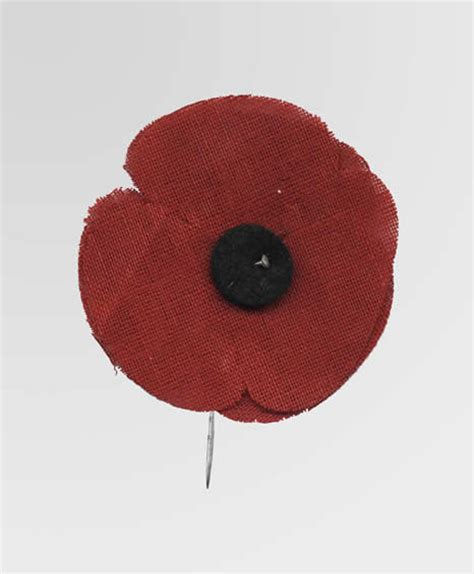 when did poppies become symbol of remembrance remembrance the poppy canada and the first world war