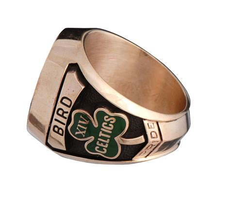 lot detail  boston celtics world championship