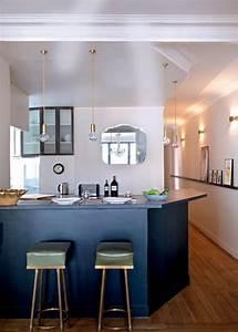 Bar Cuisine Ouverte : d couvrez nos 84 jolies propositions pour cuisine avec bar ~ Melissatoandfro.com Idées de Décoration