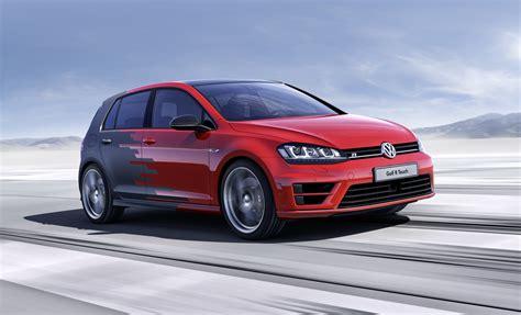 Volkswagen Golf R Touch Concept 1