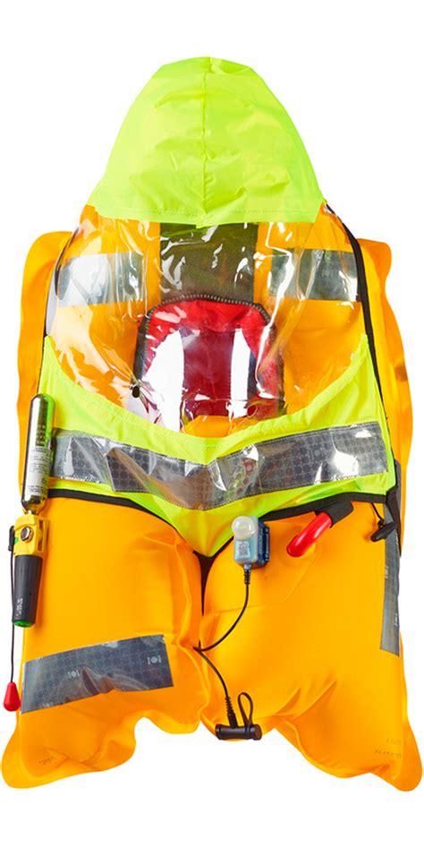 Reddingsvest O Neill by 2018 Crewsaver Crewfit Sport 165n Life Jacket Spray Hood