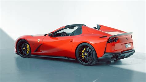 Read more about our latest project and learn how we transformed a customers ferrari 812. По третманот во Novitec, Ferrari 812 GTS развива 840 КС ...