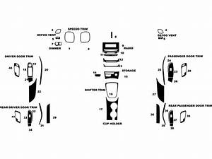 2014 Chevrolet Malibu Dash Kits