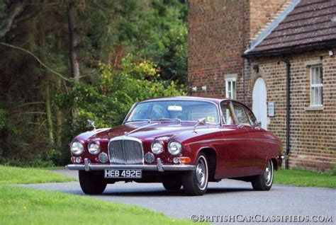 Jaguar 420g For Sale by 1967 Jaguar 420g Is Listed For Sale On Classicdigest In