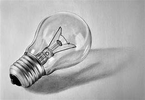 Light bulb by LazzzyV on DeviantArt