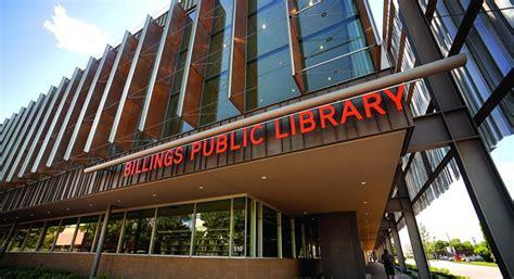 billings public library foundation billings montana