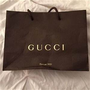 60% off Gucci Other - Gucci Shopping bag from Marie's ...
